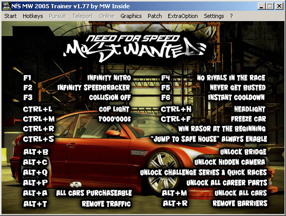 Need for speed most wanted black edition for ppsspp iso