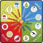 Игра месяца – Изучаем месяцы года в детской развивающей игре «12 месяцев»