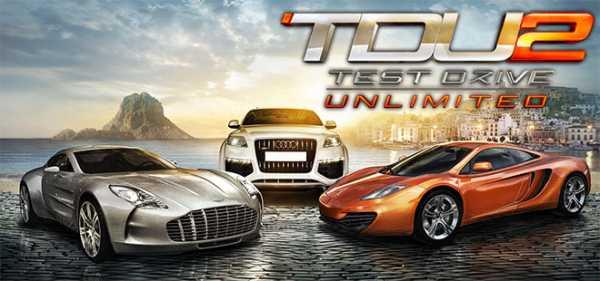 как узнать версию test drive unlimited 2